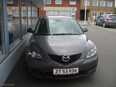 gebraucht Mazda 3 1,6 DE DPF Advance 109HK