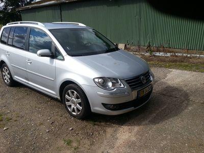 brugt VW Touran Van 2,0 TDI