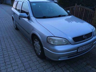 käytetty Opel Astra 6 8V WAGON