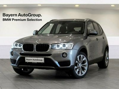 used BMW X3 2,0 xDrive20d aut.