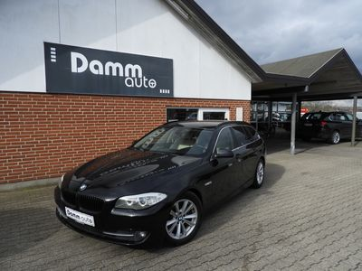 brugt BMW 530 3,0 D Touring XB51 258HK st.car aut