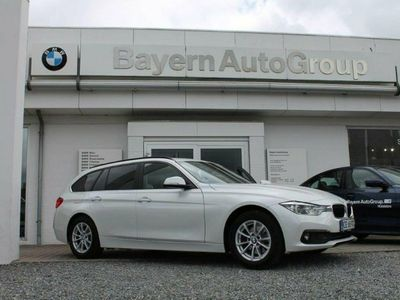 used BMW 320 d 2,0 Touring Executive aut.