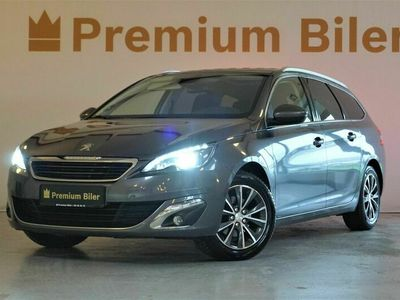 brugt Peugeot 308 1,6 BlueHDi 120 Allure SW EAT6