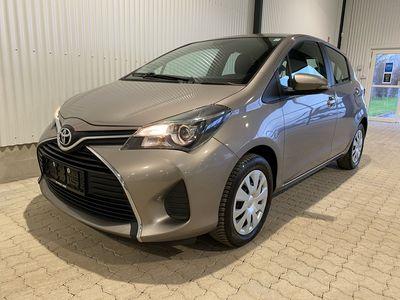 brugt Toyota Yaris 1,3 VVT-I T2 100HK 5d 6g A+