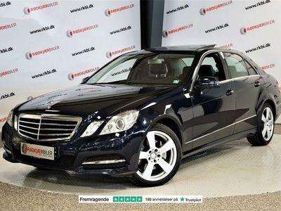 brugt Mercedes E350 0 CDi Avantgarde aut. 4-M BE