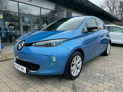 brugt Renault Zoe Limited