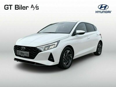 brugt Hyundai i20 1,0 T-GDi Advanced