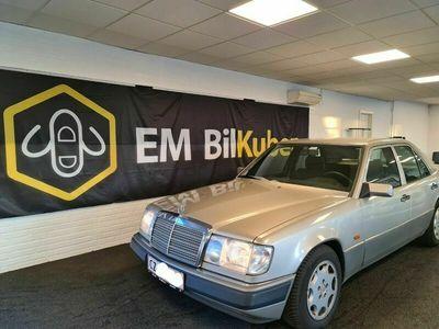 brugt Mercedes E260 2,6 aut.