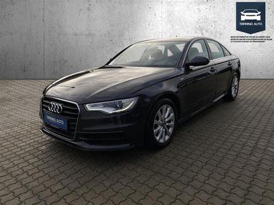 brugt Audi A6 3,0 TDI 204HK 6g - Personbil - Koks