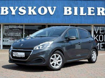 brugt Peugeot 208 1,6 BlueHDi 100 Envy Sky