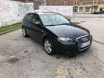 brugt Audi A3 1,4 TSI