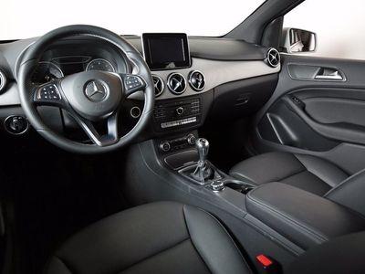 brugt Mercedes B200 d
