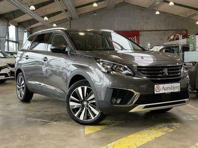 brugt Peugeot 5008 1,5 BlueHDi Allure 130HK 5d 6g
