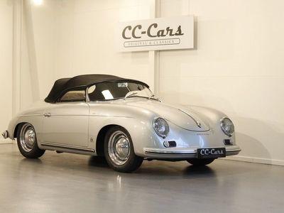 brugt Porsche 356 1,6 Speedster