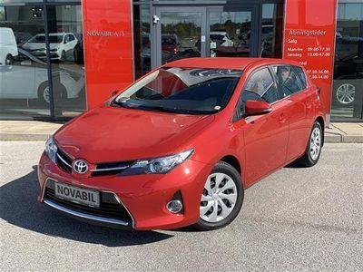 usado Toyota Auris 1,6 Valvematic T2+ Multidrive S 132HK 5d 6g Aut.