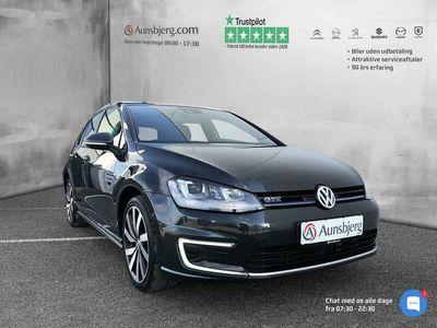 brugt VW Golf 1,4 TSI Plugin-hybrid GTE DSG 204HK 5d 6g Aut.
