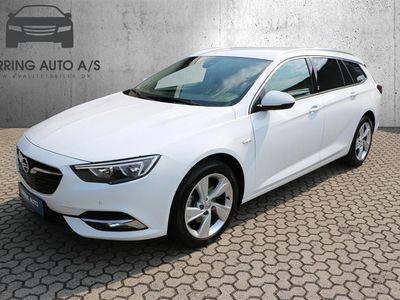 brugt Opel Insignia Sports Tourer 1,5 Turbo Dynamic Start/Stop 165HK Stc 6g
