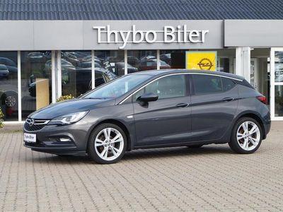 brugt Opel Astra 1,4 Turbo INNOVATION 150HK 5d 6g
