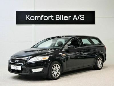 brugt Ford Mondeo TDCi 115 Trend stc. 2,0