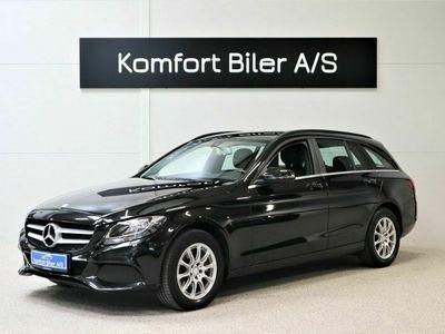 brugt Mercedes C220 d Business stc. aut. 2,2
