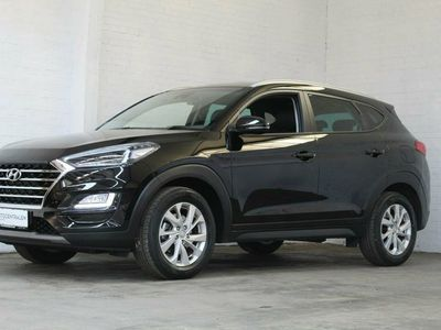used Hyundai Tucson 1,6 T-GDi Trend Deluxe DCT