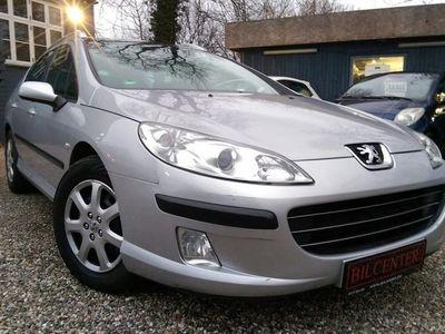 gebraucht Peugeot 407 1,8 Performance SW