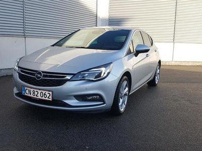 brugt Opel Astra 1,4 Turbo ECOTEC Exclusive 150HK 5d 6g Aut.