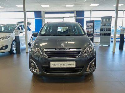 brugt Peugeot 108 1,0 e-Vti More+ 69HK 5d