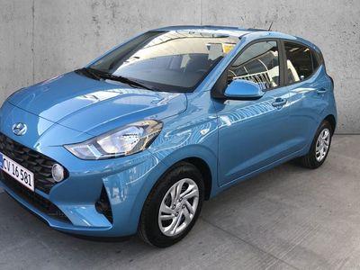 brugt Hyundai i10 1,0 Essential 67HK 5d