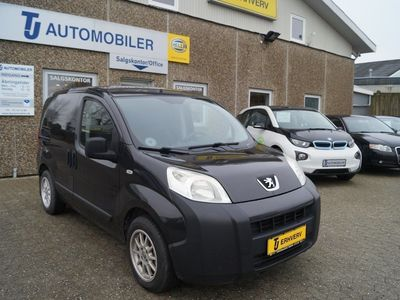 begagnad Peugeot Bipper 1,4 HDi 70 aut. Van