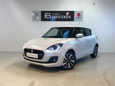 usata Suzuki Swift 1,2 Boosterjet Exclusive mild-hybrid CVT 90HK 5d Aut.
