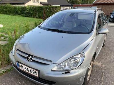 brugt Peugeot 307 1,6 I ST. CAR 1,6
