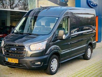brugt Ford Transit 350 L2 Van 2,0 TDCi 130 Trend aut. H2 FWD