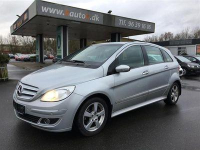 brugt Mercedes B200 d 2,0 CDI 140HK Aut.
