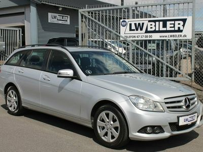 usado Mercedes C200 2,2 CDi stc. BE