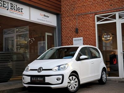 begagnad VW up! up! 1,0 MPI BMT move60HK 5d