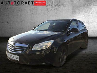 brugt Opel Insignia 2,0 CDTi 130 Edition ST