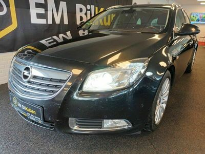 brugt Opel Insignia 2,0 CDTi 130 Cosmo Sports Tourer eco
