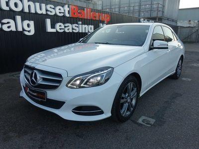 brugt Mercedes E220 2 BlueTEC aut.