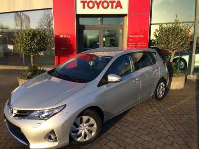 brugt Toyota Auris 1,3 VVT-I T2+ 101HK 5d 6g