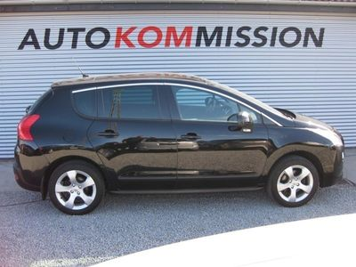 usata Peugeot 3008 2,0 HDI FAP Premium 150HK 6g