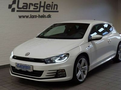 brugt VW Scirocco 1,4 TSi 125 R-line