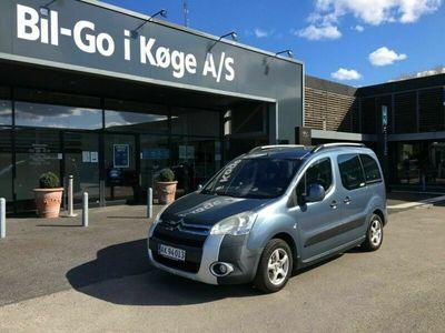 brugt Citroën Berlingo 1,6 HDi 110 XTR