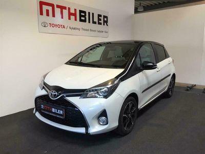 brugt Toyota Yaris 1,3 VVT-I Pure 100HK 5d 6g