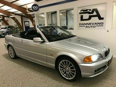 brugt BMW 325 3 serie E46 CI