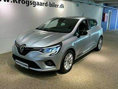 brugt Renault Clio 10 TCE Intens 100HK 5d