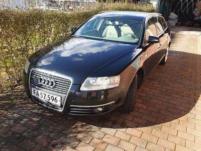 brugt Audi A6 2,0 TFSI Avant 5d