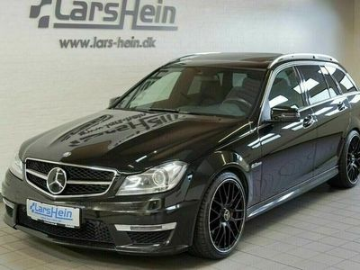 brugt Mercedes C63 AMG 6,3 AMG Performance stc. aut.