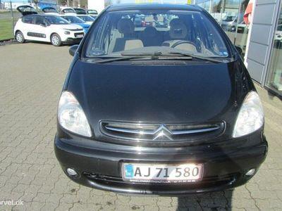 brugt Citroën Xsara Picasso 1,8 i 16V Exclusive 117HK