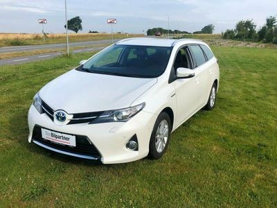 usado Toyota Auris Hybrid 1,8 Hybrid TS CVT